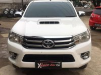 Butuh uang jual cepat Toyota Hilux 2015