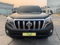 Jual Toyota Land Cruiser Prado 2014 Automatic