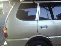 Toyota Kijang SSX bebas kecelakaan
