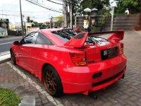 Toyota Celica bebas kecelakaan