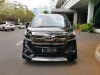 Butuh uang jual cepat Toyota Vellfire 2017