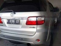 Toyota Fortuner 2010 dijual cepat