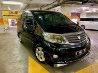 Jual Toyota Alphard harga baik