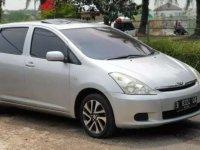 Toyota Wish G dijual cepat