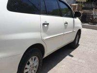 Toyota Kijang Innova 2.5 G bebas kecelakaan