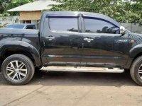 Toyota Hilux 2014 bebas kecelakaan