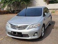 Jual Toyota Corolla Altis 2012 Manual