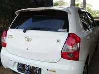 Toyota Etios Valco 2013 bebas kecelakaan