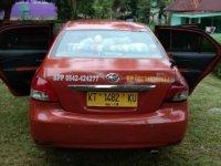 Toyota Vios 2008 bebas kecelakaan