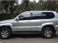 Toyota Land Cruiser Prado 2004 bebas kecelakaan
