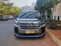 Toyota Vellfire bebas kecelakaan