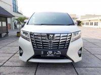 Toyota Alphard 2017 bebas kecelakaan