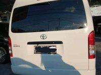 Butuh uang jual cepat Toyota Hiace 2018