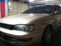 Toyota Corona bebas kecelakaan