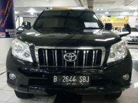 Jual Toyota Land Cruiser Prado 2011 harga baik