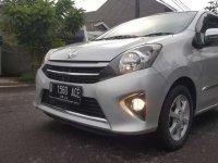 Toyota Agya 2014 bebas kecelakaan