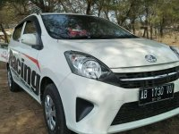 Toyota Agya E bebas kecelakaan