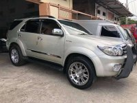 Jual Toyota Fortuner 2009 Automatic