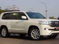 Toyota Land Cruiser 2013 bebas kecelakaan