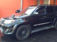 Toyota Fortuner 2012 bebas kecelakaan