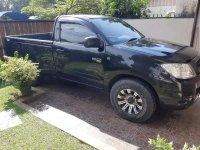 Toyota Hilux bebas kecelakaan