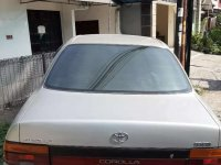 Jual Toyota Corolla 2005, KM Rendah