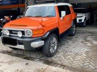 Jual Toyota FJ Cruiser 2014, KM Rendah