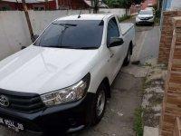 Jual Toyota Hilux 2016, KM Rendah
