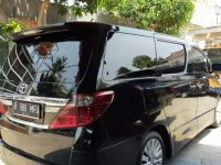 Jual Toyota Alphard 2013 Automatic