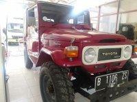 Jual Toyota Land Cruiser 1984 harga baik