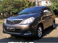 Jual Toyota Kijang Innova 2009 Manual
