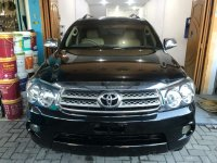 Toyota Fortuner 2011 dijual cepat