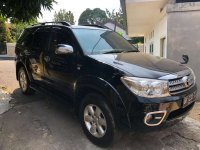 Jual Toyota Fortuner 2009 Manual