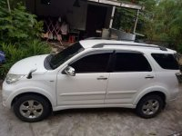 Jual Toyota Rush 2011 Manual