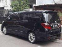 Butuh uang jual cepat Toyota Alphard 2010