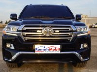 Toyota Land Cruiser VX-R bebas kecelakaan