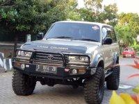 Jual Toyota Land Cruiser 1999 Manual