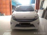 Jual Toyota Agya 2015 Automatic