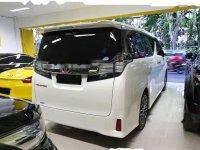 Jual Toyota Vellfire 2015 harga baik
