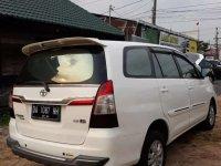 Toyota Kijang Innova 2014 dijual cepat