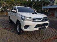 Toyota Hilux 2016 dijual cepat