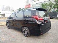 Jual Toyota Alphard 2015, KM Rendah