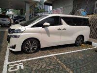Toyota Vellfire 2019 bebas kecelakaan