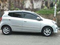 Toyota Agya 2016 bebas kecelakaan