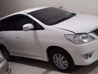 Jual Toyota Kijang Innova 2013 Manual