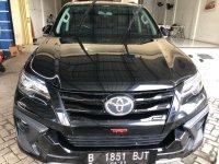 Jual Toyota Fortuner 2018 harga baik