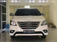 Toyota Kijang Innova 2.5 G dijual cepat