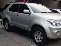Jual Toyota Fortuner G Luxury harga baik