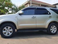 Jual Toyota Fortuner 2011 Manual