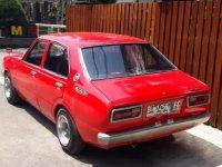Toyota Corolla 1978 bebas kecelakaan